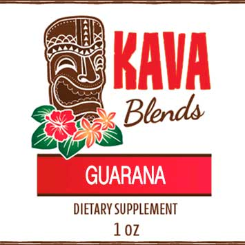Happy Kava Guarana Tincture