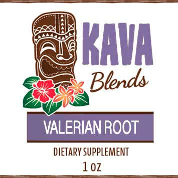 Happy Kava Valerian Root Tincture